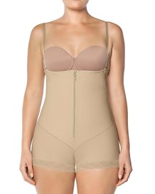 faja body estilo strapless con latex de reduccion--MainImage