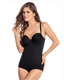 slimming bodysuit with supportive cups-700- Black-MainImage