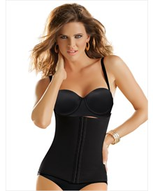high waist slimming cincher-700- Black-MainImage
