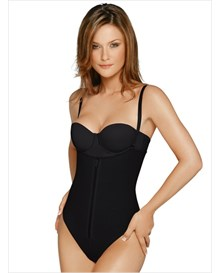 body shaper with thong--MainImage