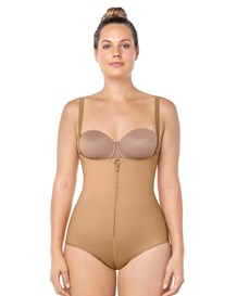 slimming braless body shaper in classic panty--MainImage