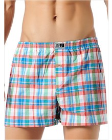 leo loose cotton boxer short-999- Assorted-MainImage