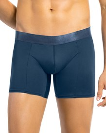 leo advanced boxer brief with butt lifter-589- Blue-MainImage