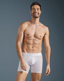 leo superior fit microfiber long boxer brief--MainImage