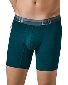 boxer largo de lycra leo-666- Green-MainImage