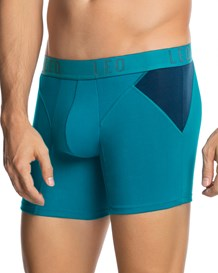 leo fast-drying boxer brief-690- Aqua Marine-MainImage
