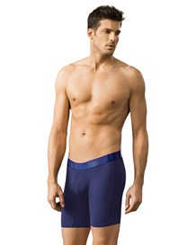 sports long boxer brief-536- Blue-MainImage