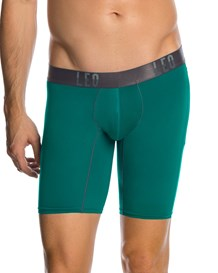 boxer medio deportivo con bolsillo lateral-666- Green-MainImage