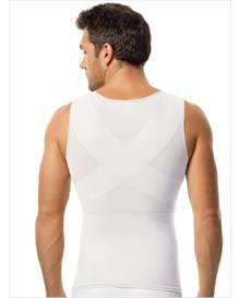 leo torso toner body shaper for men-000- White-MainImage