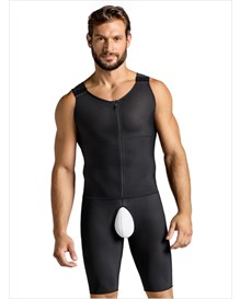 leo post-surgical compression bodysuit-700- Black-MainImage