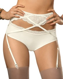 all-lace garter belt-898- Ivory-MainImage