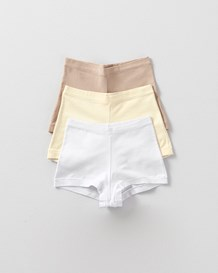 simply comfortable 3-pack boyshort panty in algodon--MainImage