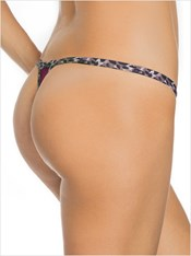 3-pack invisible g-string thong style panty-S10- Assorted-MainImage