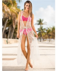 sheer tie-front cover-up-018- Ivory-MainImage