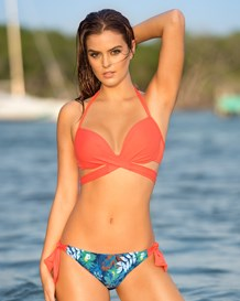 bikini con top multiusos y arco interno-273- Orange-MainImage