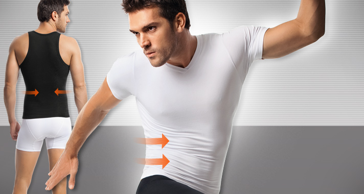 The Benefits of Body Shapers for Men