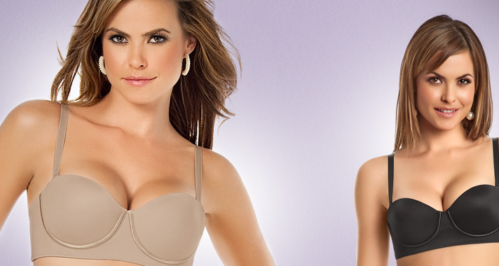 Bras in larger Cup sizes